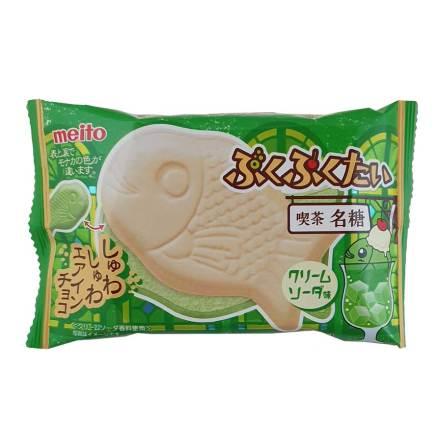 Puku Puku Tai Cream Soda 16,5 g Meito