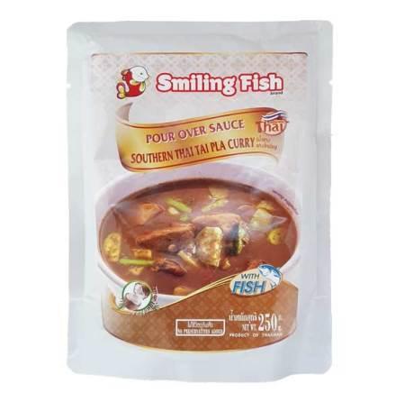 Thai Tai Pla Curry 250g Smiling Fish