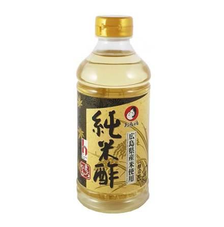 Pure Rice Vinegar Junmai 500 ml Otafuku