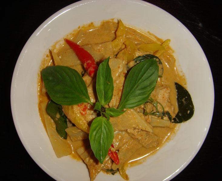 röd thai curry recept