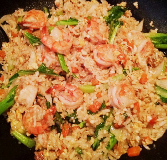 thai ris recept